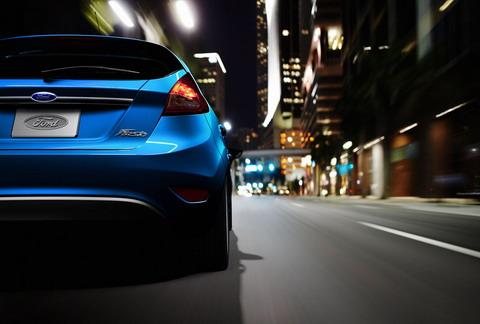 Ford Fiesta ����� ����� � ����� ������