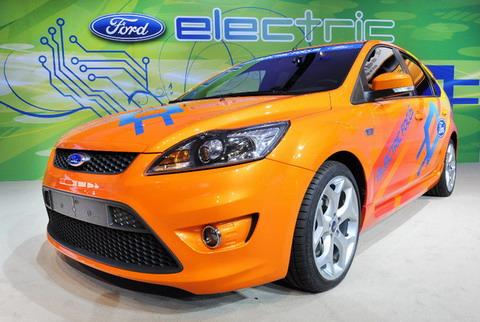 New York International Auto Show 2010