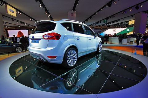 ���������� Ford ����� ���������� � ������