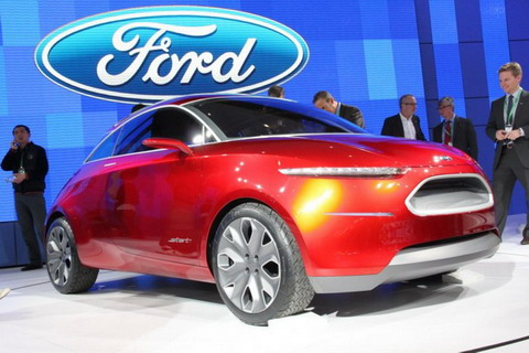 Ford Start ����������� � ������