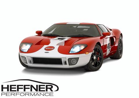 Ford GT Heffner ����� ������� ������ ��������