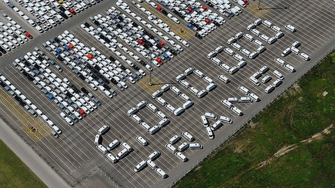 6.000.000 Ford Transit 1965-2010