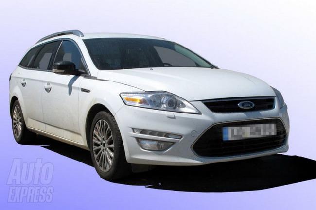 Обновленный Ford Mondeo универсал