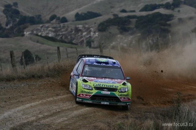 WRC New Zealand
