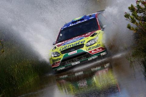 WRC 2010: Portugal