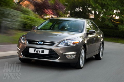 Ford ������� ����������� Ford Mondeo