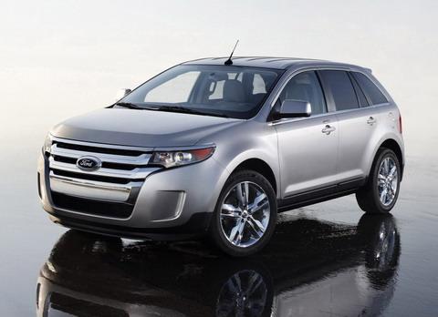 Объявлены цены на Ford Edge 2011