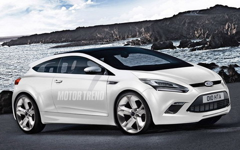 Ford Focus 3 Coupe