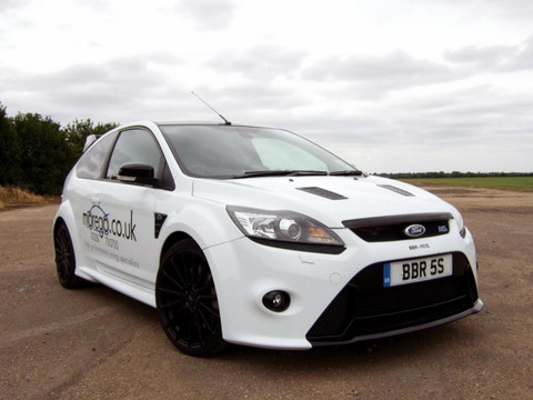 Ford Focus RS �� BBR ��������� �� 404 �.�.