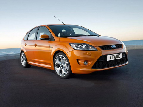 � ������ ��������� Ford Focus ST