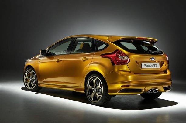 Новый Ford Focus ST готовится к мировой премьере