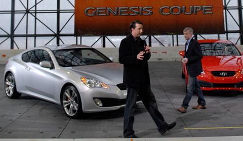 Бывший дизайнер Hyundai придет работать в Ford