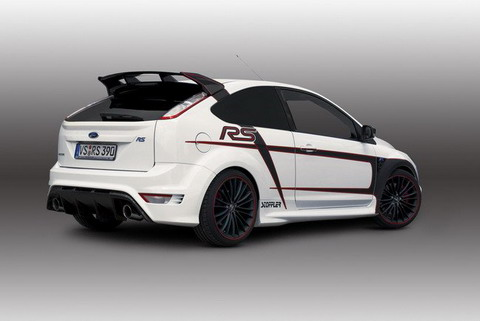 Ford Focus RS от тюнинг-ателье Stoffler