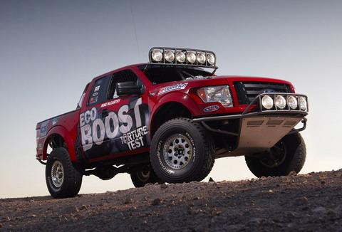 Ford �������� F-150 V6 EcoBoost �� ����� Baja 1000