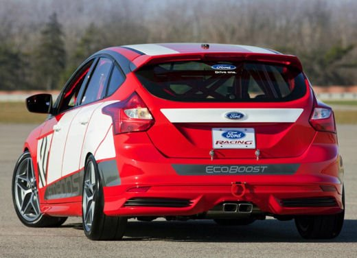 Ford Focus Race