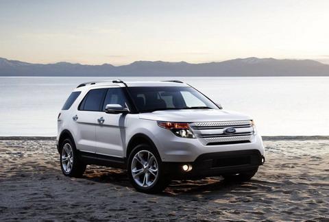 Ford Explorer стал лучшим внедорожником в США