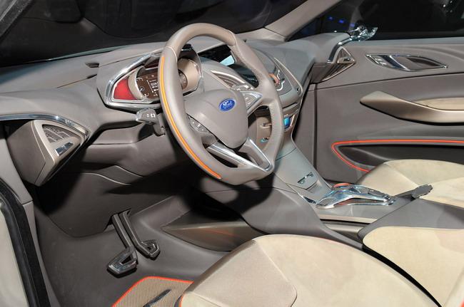 Ford Vertrek - глобальный компактный SUV