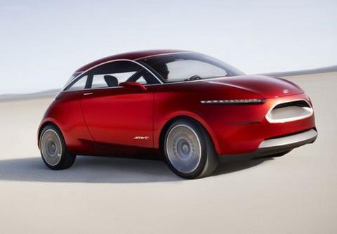Новое поколение Ford Ka появится в 2014 году