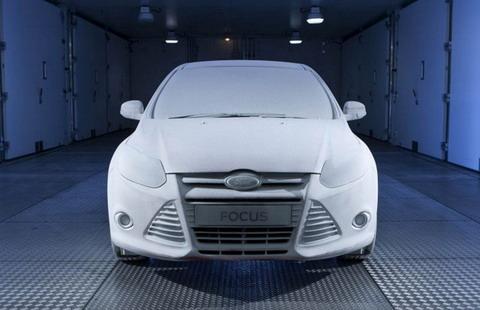 Новый Ford Focus: самые экстремальные условия