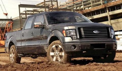 Ford приостановил производство пикапов в США