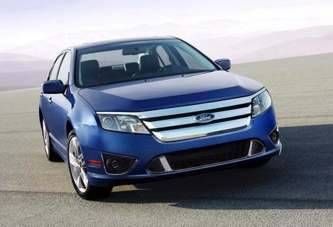 Около 300 тысяч Ford Fusion могут быть отозваны