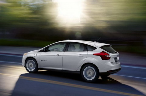 Ford Focus Electric фото