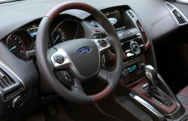 Форд фокус 3 цена фото видео тест