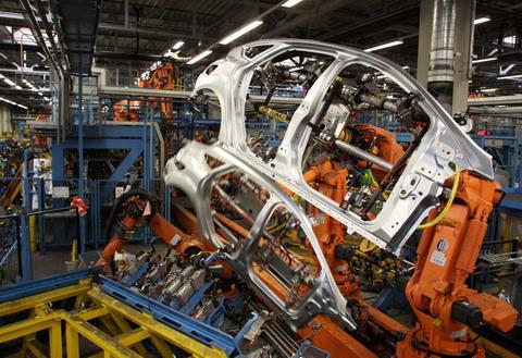 Ford Focus будут делать из российского металла