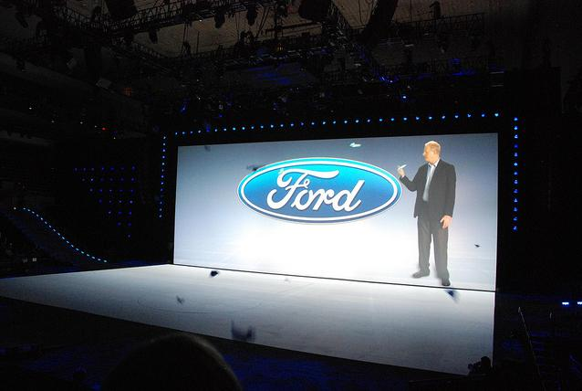 Ford NAIAS 2011 пресс-конференция