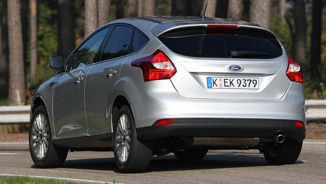 Первый тест-драйв нового Ford Focus