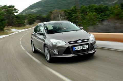 Тест Форд Фокус с двигателем 1.6 литра EcoBoost