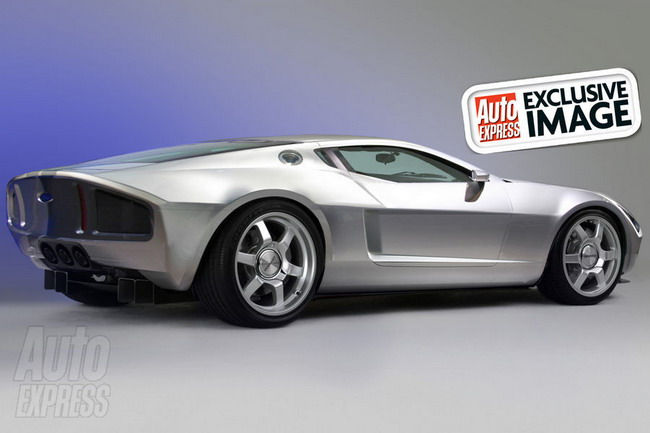 Ford GT возвращается как гибрид!