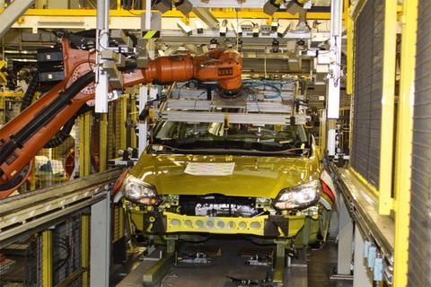 Ford планирует удвоить производство автомобилей в России