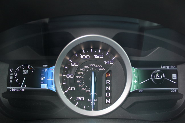 Обзор Ford Explorer Limited