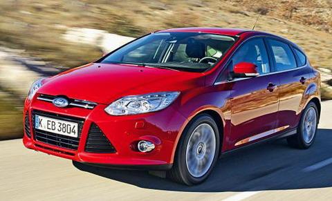Новый Ford Focus выбирает курс!
