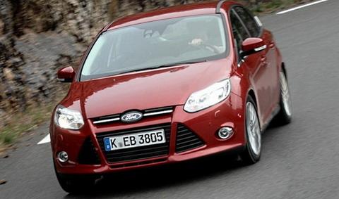 Отчет о поездке на новом Форд Фокус