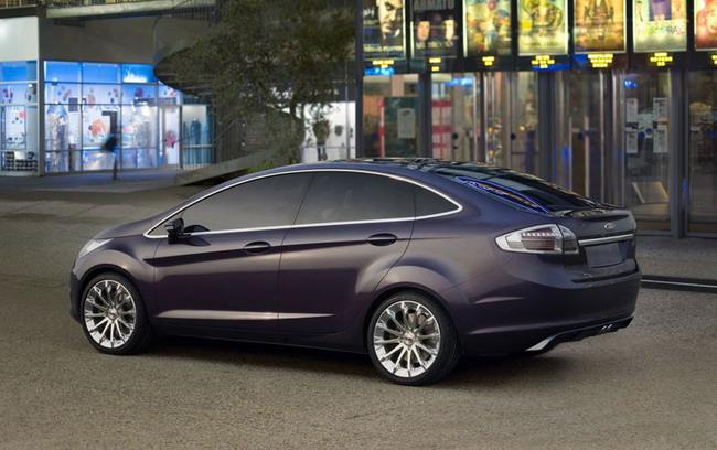 Ford и Sollers выпустят новый седан для России