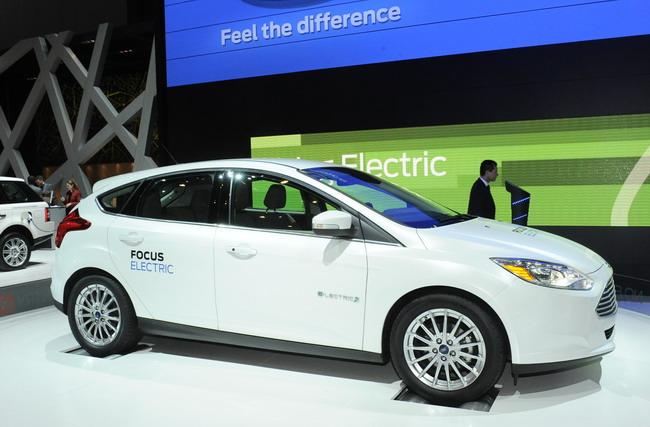Focus с нулевыми выбросами СО2