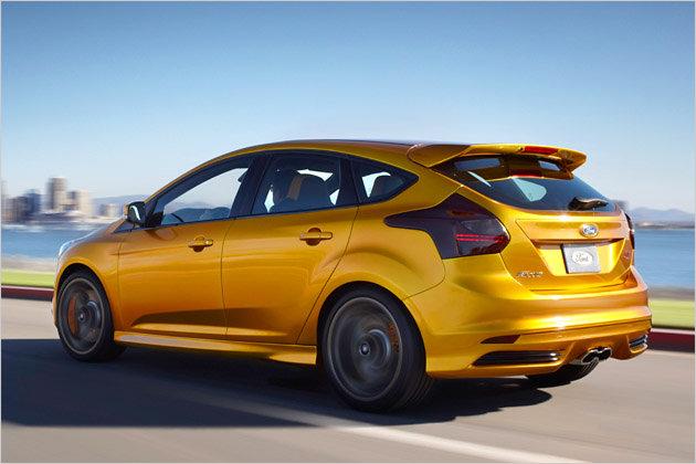 Один для всех: Тест нового Форд Фокус