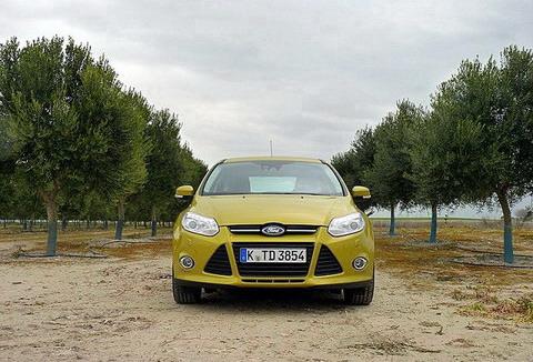 Первая поездка: Форд Фокус 2011 года