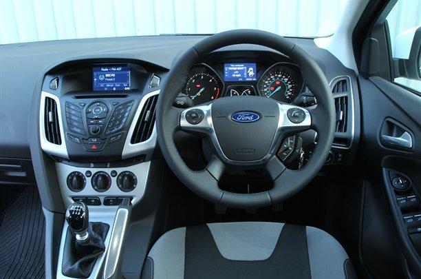 Обзор Ford Focus 1.6 TDCi Zetec