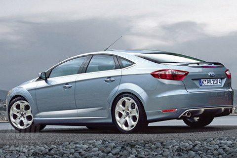 Ford ������� ����������� ������ Mondeo
