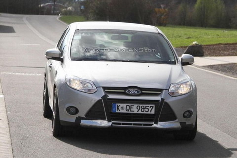 �������� Ford ���������� � ���������� ������ Focus ST