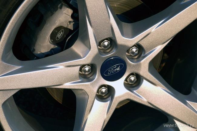 Форд Фокус Титаниум