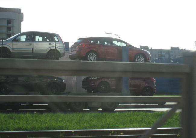 Новый Форд Фокус уже в Санкт-Петербурге