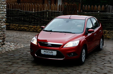 � ������ ������ 500-�������� Ford Focus
