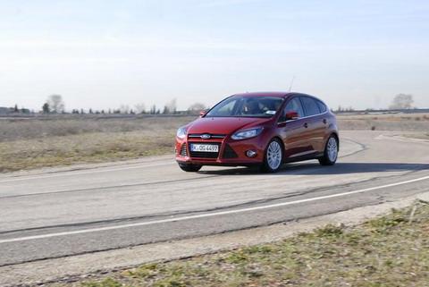 2011 Ford Focus 3 поколения / Тест-драйв