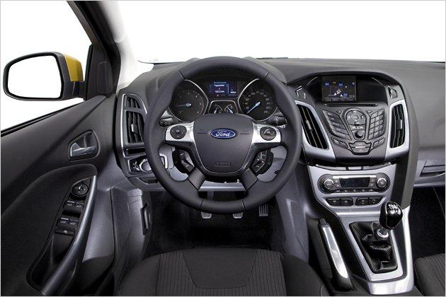 Тест-драйв нового универсала Ford Focus