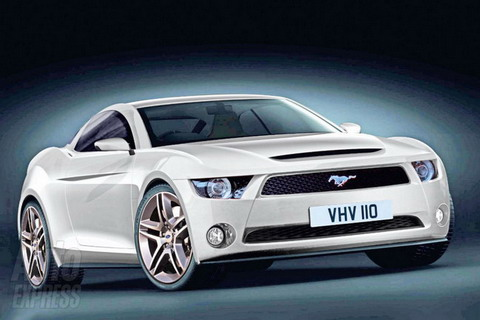 ����� Ford Mustang. ������ ����