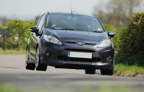Superchips доработал Ford Fiesta Zetec S
